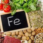 Продукты, повышающие и понижающие железо в крови