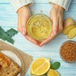Полезные рецепты для иммунитета с имбирем, лимоном и медом: смеси и пропорции для взрослых и детей